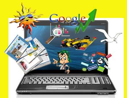 Creación de páginas Web-SEO