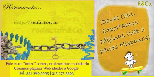 paginas web amigables google