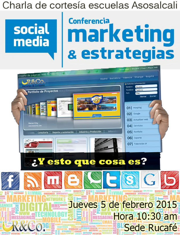 Marketing online salsa cali