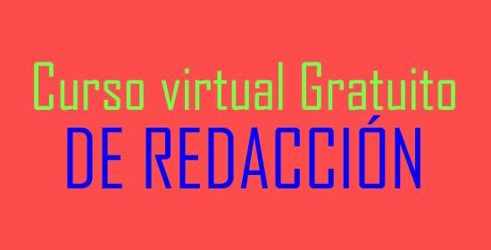 curso gratis redaccion mexico