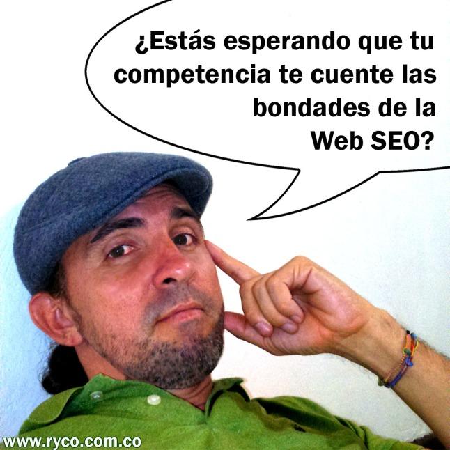 Competencia Web SEO