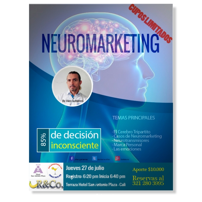 Neuromarketing en Cali